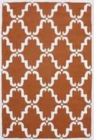 nuLoom 200MTVS29A-508 Handmade Luna Marrakesh Trellis Wool Rug (5-Feet X 8-Feet)