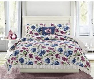 Better Homes & Gardens Floral Prep Comforter Bed Set