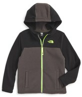 The North Face Lil' Grid Fleece Hoodie (Toddler Boys & Little Boys)