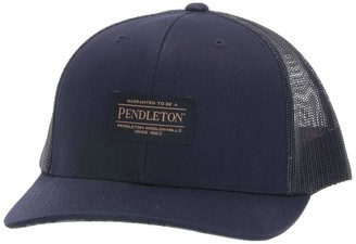 Pendleton Large Patch Trucker Hat