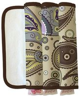 The Peanut Shell 3-pk. Burp Cloths