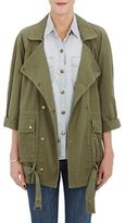 Current/Elliott Women's Infantry Jacket-GREEN