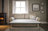 Marks and Spencer Ramsden Large Sofa Bed (Sprung)