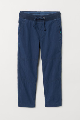 H&M Jersey-lined Pants