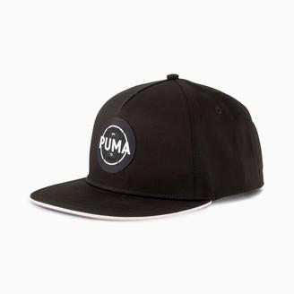Puma Basketball Flat Brim Logo Cap