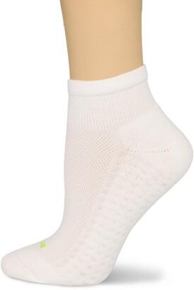 Hue Women's Air Sport 3 Pair Pack Quarter Socks