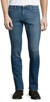 Frame L'Homme Brooks Slim-Straight Jeans, Blue