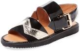 F-Troupe Women's Flash Leather Sandal