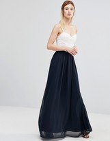AX Paris Cupped Bodice Maxi Dress