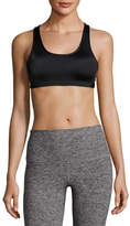 Beyond Yoga Half Moon Lux Compression Sports Bra