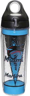 Tervis Miami Marlins 24oz. Acrylic Water Bottle