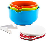 Perfect Bake 2.0 Smart Scale with Prep Bowls