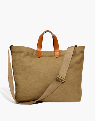 Madewell The Canvas Transport Carryall Tote Bag