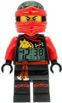 Lego Ninjago Sky Pirates Kai Mini Figure Alarm Clock