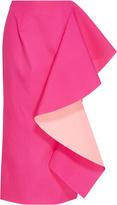 Rejina Pyo Maude Ruffled Midi Skirt