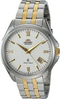 Orient Men's 'Herald' Japanese Automatic Stainless Steel Dress Watch, Color:Silver-Toned (Model: SER1U001W0)