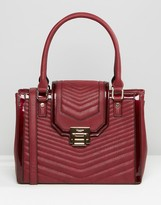 Dune Quilted Tote Bag