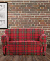 Sure Fit CLOSEOUT! Highland Plaid 1-Pc. Slipcover Collection