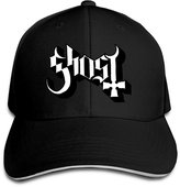 Marc by Marc Jacobs MARC Custom Popestar-Ghost B.C. Unisex Travel Cap Hat Ash