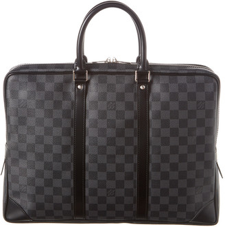 Louis Vuitton Damier Graphite Canvas Porte-Documents Voyage