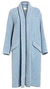 Etoile Isabel Marant Women's Faby Oversized Open Coat