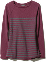 L.L. Bean Signature Raglan Tee, Long-Sleeve