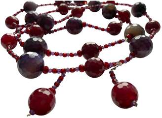 Non Signã© / Unsigned Non SignA / Unsigned AmAthyste Purple Crystal Jewellery sets