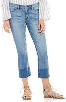 Buffalo David Bitton Hope Straight Cropped Jeans