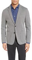 HUGO Men's Ricko Jersey Sport Coat