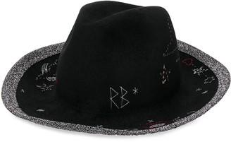 Ruslan Baginskiy Stitch Details Hat
