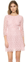 Giambattista Valli 3/4 Sleeve Dress