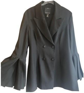 C/Meo Black Coat for Women