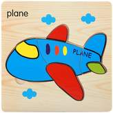 Boddenly Kids Baby Toy ,Wooden Jigsaw Puzzle Educational Developmental Baby Kids Training Toy,Plane