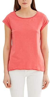 Esprit Women's 027EE1K007 T - Shirt, Old Pink 4 683, 8 ('s Size: XS)