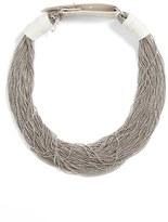 Fabiana Filippi Multistrand Beaded Necklace