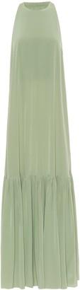 Tibi Silk-crepe dress