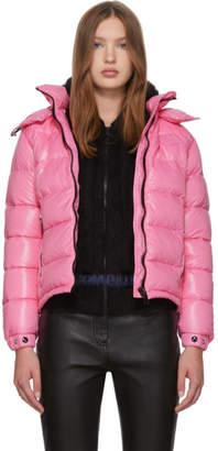 Duvetica Pink Down Jabbah Coat