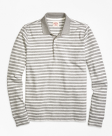 Brooks Brothers Stripe Rugby Shirt