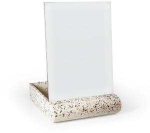 Atelier Pierre - Terrazzo mirror and accessory holder