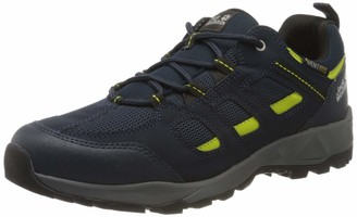 Jack Wolfskin Men's High Rise Hiking Shoes Low