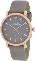 Marc Jacobs Baker Collection MBM1266 Women's Analog Watch