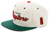 Mitchell & Ness Raptors Brushed Heather Holiday Snapback