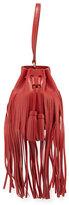 Derek Lam 10 Crosby Mini Prince Fringed Bucket Bag