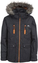 Trespass Childrens Boys Ewan Padded Waterproof Ski Jacket