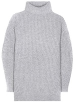 Acne Studios Isa Wool Sweater Dress