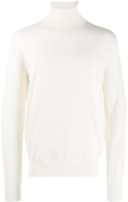 Dolce & Gabbana oversized roll-neck sweater