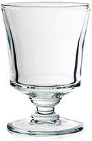 French Home La Rochère Glassware, Set of 6 Jacques Coeur Goblets