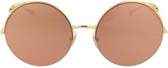 Cartier Round Framed Sunglasses