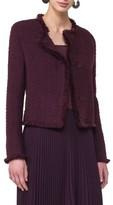 Akris Punto Women's Tweed Jacket