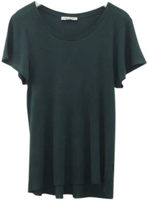 Carin Wester Green Top for Women